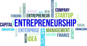 word cloud   entrepreneurship